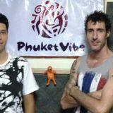 Go Bai Bai Live Interview with Garry Holden on Phuket Vibe