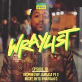 Inspired by Jamaica Pt 2 – Mixed by DJ Pharoah G