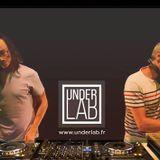 #UDLB podcast 025 Gabardines SWTLD ( Swap White Ltd ) @Underlab_Music Red Room Session 04.05.2018