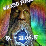 Freund der §onnE  @  WICKED FOREST  20.06.15