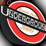 Sounds from 2009 Underground mixed by Millz.C