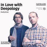 In Love with Deepology @ Megapolis 89,5 FM Moscow (30.10.2016)