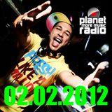 DJ JELLIN - planet black beats radio show - 02.02.2012