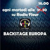 Backstage Europa 4 Giugno 2013