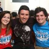Monkey Radio - First show back Lufbra Fresh 2012 - Danny Howard Interview