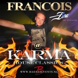 Dj Francois Live @ the first edition of KARMA 2014