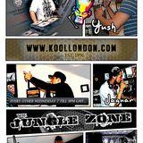 24-02-16 JUNGLE ZONE-KOOL LONDON Jaguar Paw, Yush & Peluso!!