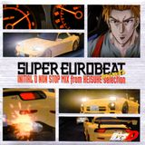 SEB Initial D Non-Stop mix from Keisuke