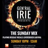 Gen'ral Irie - Sunday Mix 05 May 19