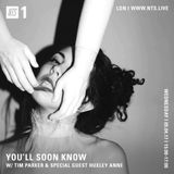You'll Soon Know - 5th April 2017