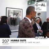 Alinea A #207 Hubble Suite (Special 4th Birthday) (Cafe Au Lait)