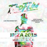 IBIZA 2015 set mixed by FAD FLIM