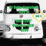 "DJ Quim Campbell Live at ""HOT CLUB"" (Otto Zutz Club - BARCELONA 1999) 3rd Mix"