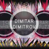 DIMITAR DIMITROV Pres. Season Opening @ BAR PUZZLE  19.09.2014