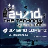 Techno Strike Back II with #simolorenz @Studio saglio Strasbourg