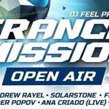 Ana Criado - Live @ Trancemission, Vozduh Club (St.Petersburg) - 04.07.2014