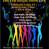 Tues 14Jan2020 The Fun House Live Show HBRS  (SATURN)