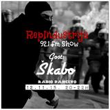 RepIndustrija Show 92.1 fm / br. 24 Gost: Škabo + Najnoviji singlovi USA, XYU