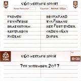 Hard Rock Hell Radio - The C60 Mixtape Show 7th November 2017