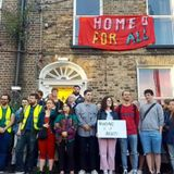 The occupation of the Nth Frederick St house with Tanya and Aaron.
