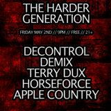 Live Harder Generation at Rockstar Saloon 05-02-14