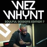 Wez Whynt's Soulful Sessions: Edition 7