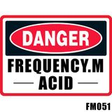 Danger! Acid (fm051)