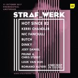 Hot Since 82 - Live @ ADE 2017, Knee Deep In Sound vs Straf_Werk (Amsterdam, NL) - 21.10.2017
