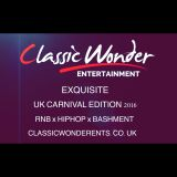 Exquisite UK Carnival Mix 2016 - RnB, HipHop, Bashment