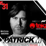 TEKA Radio presented by Nu Ent - Patrick M Live @ Lima 5.31.13