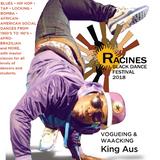 "Making Dance Accessible"" Podcast Episode II ""Racines Black Dance Festival"""