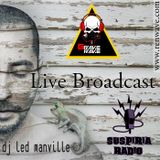 DJ Led Manville - ON AIR at Suspiria Radio (Grave Rave) (Colombia 11 de Agosto 2012)