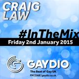 Gaydio #InTheMix - 2nd January 2015