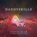 Dandyskills - Coarse pink poodle triangular mix