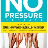 Nuckolls No Pressure Monday Golden Birthday Mix January 28 2013