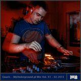 Quaris - MyUnderground.pl Mix Vol. 43 - 02.2013