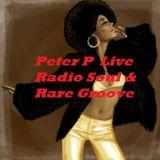 Peter P live radio show soul & rare groove