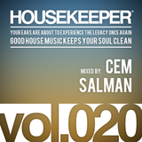 HOUSEKEEPER Podcast.020 Mixed By CEM SALMAN