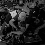 DJ Dan, DJ Wab and DJ Murphy playing Funk, Soul, Hip Hop and Jazzy Beats.
