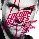 Maetrik - Live At Cocoon Ibiza (Cocoon Heroes)