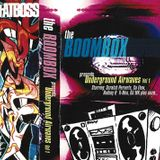 Boombox Presents: Underground Airwaves Vol.1 (Fatboss/Oxygen FM, 1999)