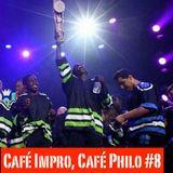 """Café impro, Café philo #8 """"Improvisation, les travers de la compétition"""""""