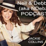Neil & Debbie (aka NDebz) Podcast #64.5 'Jackie Collins' - (Full music version)