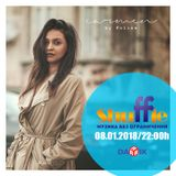 Shuffle Show Darik Radio - 08.01.2018 - Polina + Brand New Music 2k18
