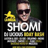 DJ Gee live at Shomi (La Rocca) 06-12-2014