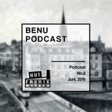 Podcast #008 (Hutfabrik Recording - 06.2015)