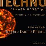 LIVE @ Inspire Dance Planet
