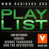 Playlist 64 - George Thorogood & The Destroyers