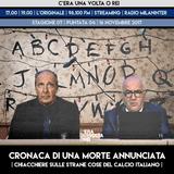 """STAGIONE 07. PUNTATA 04: """"Cronaca di una morte annunciata"""" con Victor Vegan"""