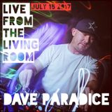 Live From The Living Room, July 15, 2017 - Classic Hip-Hop